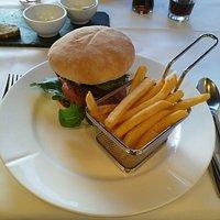 BBQ-Whisky Burger