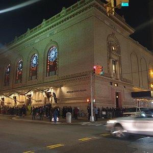 Le gilman Opéra house à Brooklyn