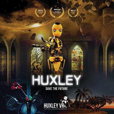 Huxley VR - das virtuelle Escape Game - das ist das Kino der Zukunft. Vergiss alles, was Du kennst und tauche ab in fremde Welten.