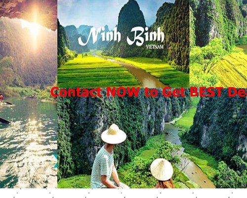 Best Ninh Binh Day Tours  from Hanoi with Hanoi Explore Travel