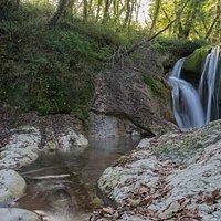 Le Cascatelle di Sarnano (foto di Isabella Tomassucci)