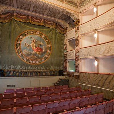 Teatro della Vittoria Sarnano