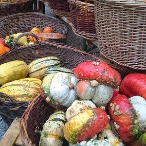 Dornbirn Market Stalls