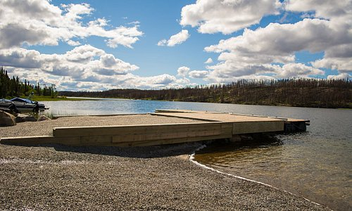 Reid Lake Territorial Park, Ingraham Trail (NWT Hwy 4), Yellowknife NT