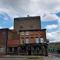 The Excelsior Pub along Dale Street
