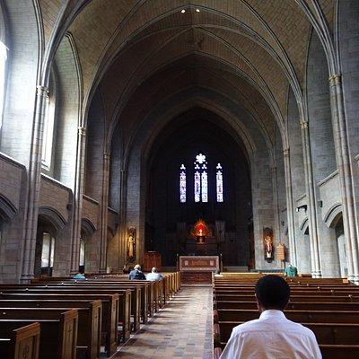 Gothic-styled house of worship