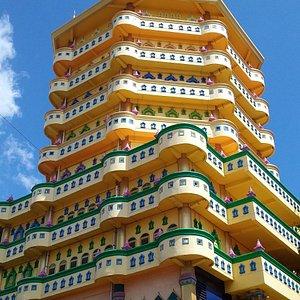 Vihara building