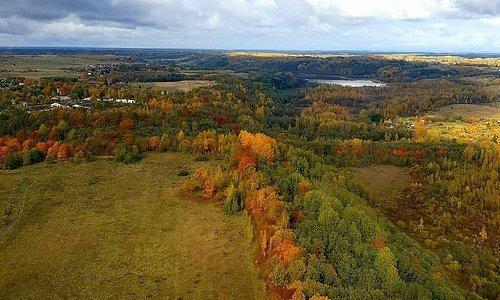 Осень в Мальской долине