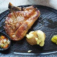 Bistecca di vitellino