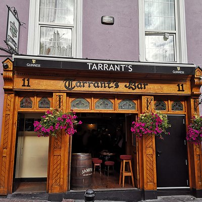 Beautiful Bar In the Heart of Cobh