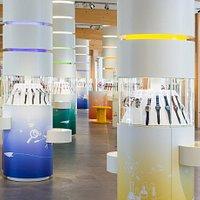 Planet Swatch : musée consacré à l'histoire de Swatch
