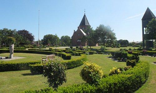 Oster Hurup Kirke.