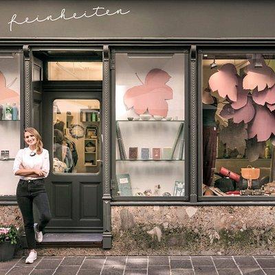 feinheiten - Das Geschäft der schönen Dinge in Innsbruck für Mode, Geschenke und Yoga!