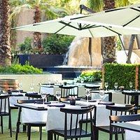 Terraza Restaurant Café Med (temporada primavera verano)