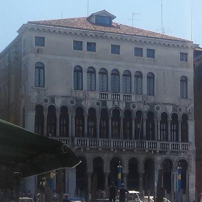 Palazzo Ca' Loredan, Riva del Carbon, Венеция.