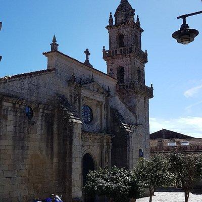 Parroquia de Santiago de Cangas e Islas Cíes