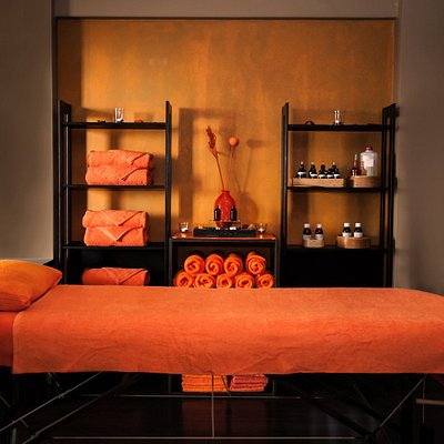 The place of the massage sessions