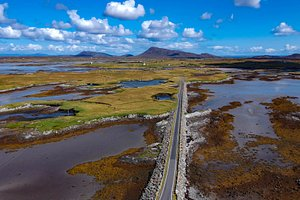 Outer Hebrides - Harris e North Uist Isle