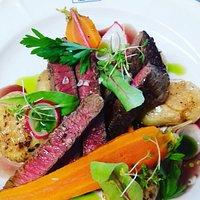 Filírovaný hovězí steak
