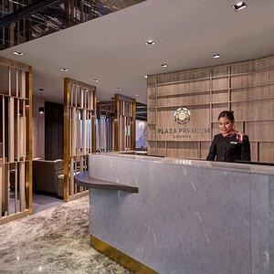 Plaza Premium Lounge (Langkawi)