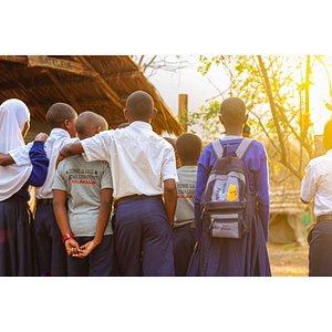 Kilakala primary school eco tourism trip