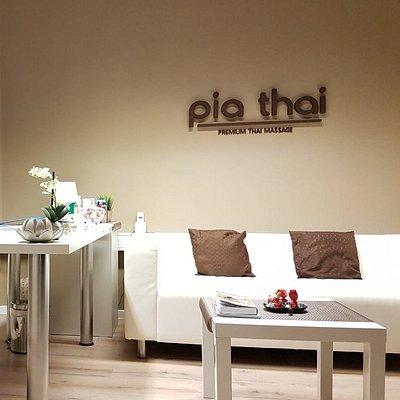 Pia Thai premium thai massage and SPA reception