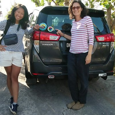Thank you so much mrs.  Melanie and mrs.  Tessa for three time booking transport with us🙏