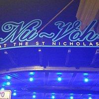 Nu~Voh at the Saint Nicholas