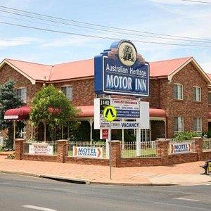Corner of Cobra & Brisbane St