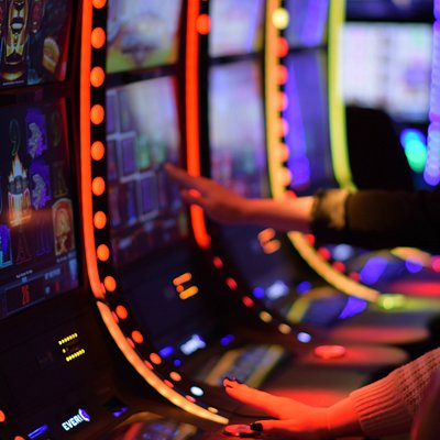 Play the latest and greatest slots and table games!
