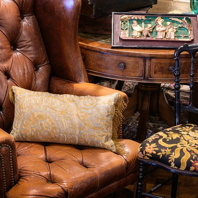 Classic Antiques are still in style and mix well with other furnishings and decor.