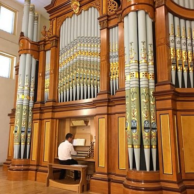 Hill and Son Grand Organ