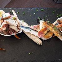 antipasto di pesce - splendido