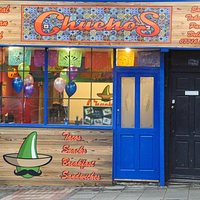 Chucho's Byker - a real taste of Mexico at the top of Shields Road...