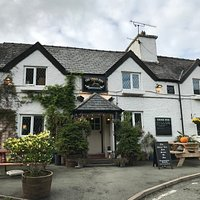 The Swan Inn, Pontfadog 16 century coaching inn , set in the idyllic Ceriog valley. Rooms and restaurant, log fire , dogs and muddy boots welcome