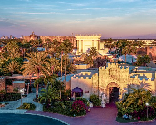 Front Entrance of The Holy Land Experience