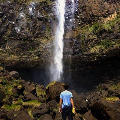 Uma das cachoeiras mais impressionante que já vi. Salto São Sebastião