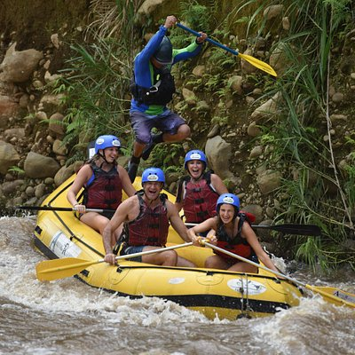 """Arenal Rafting Company, world-class rafting"""