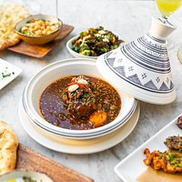 Dips, Tagines, Cocktails and Fun!
