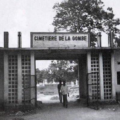 Cimetière de la Gombe
