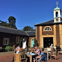 1.  Stables Tearoom, Sandringham Estate
