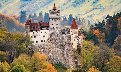 Dracula's Castle: Fast Track & Self - Guided Tour