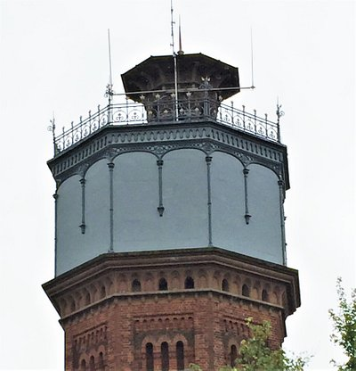 4.  Appleton Water Tower