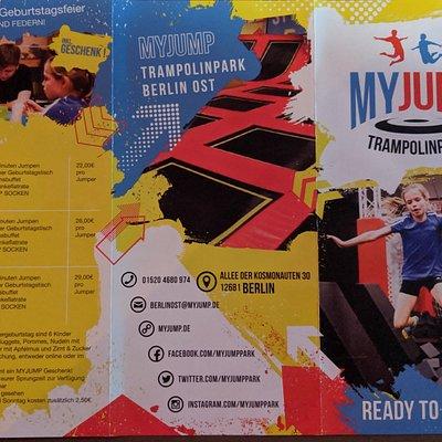 MyJump Trampolinpark neben Ootel  #trampolinpark #myjump