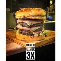 3X Burger Keyfi
