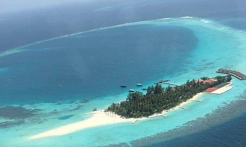 Isola di Maayafushi Atollo di Ari Francorossi