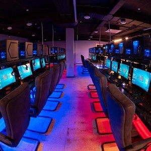 Main PC room