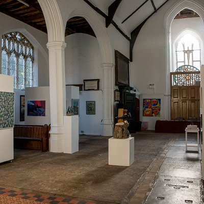 St Margarets Church of Art - Most events are free entry, and open to all to peruse, so well worth checking out on a regular basis.