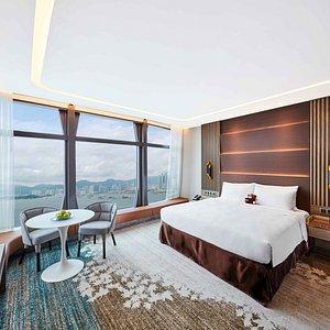 Harbour Suite - Bedroom