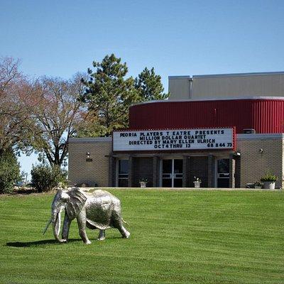 Peoria Players Theatre, Peoria, IL